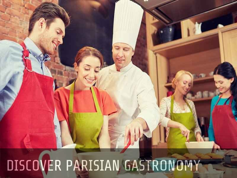 Food tours paris